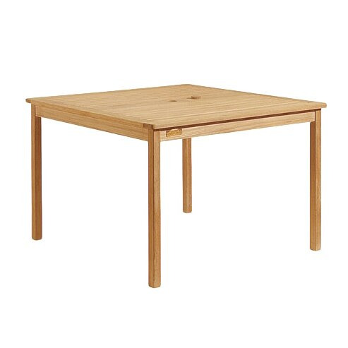 Harpersfield Square Dining Table by Beachcrest Home