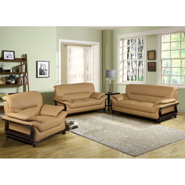 Living Room Set 3 Piece Living Room Set by Star Home Living Corp