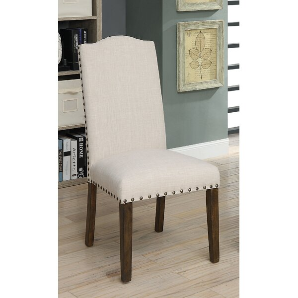 Auttenberg Upholstered Dining Chair (Set of 2) by Gracie Oaks