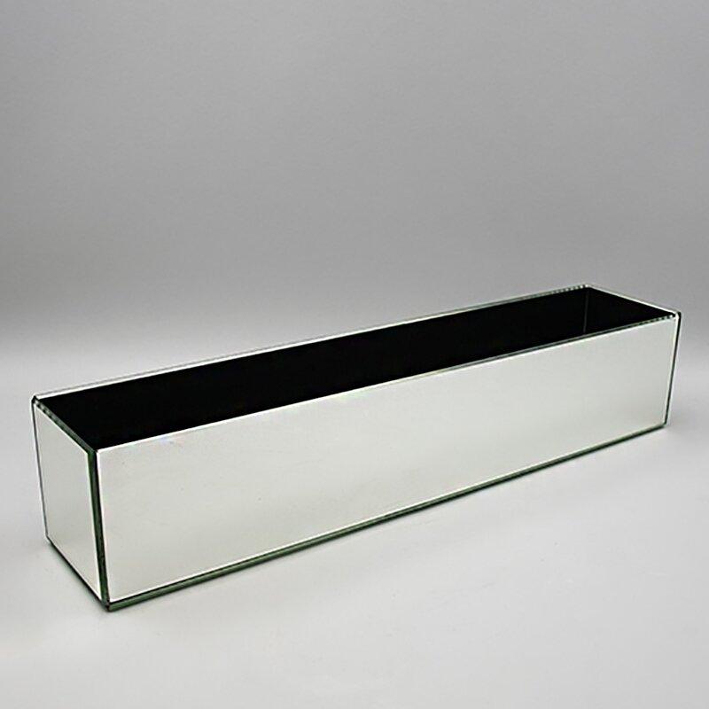 Well-known Mercury Glass Planter | Wayfair UL12