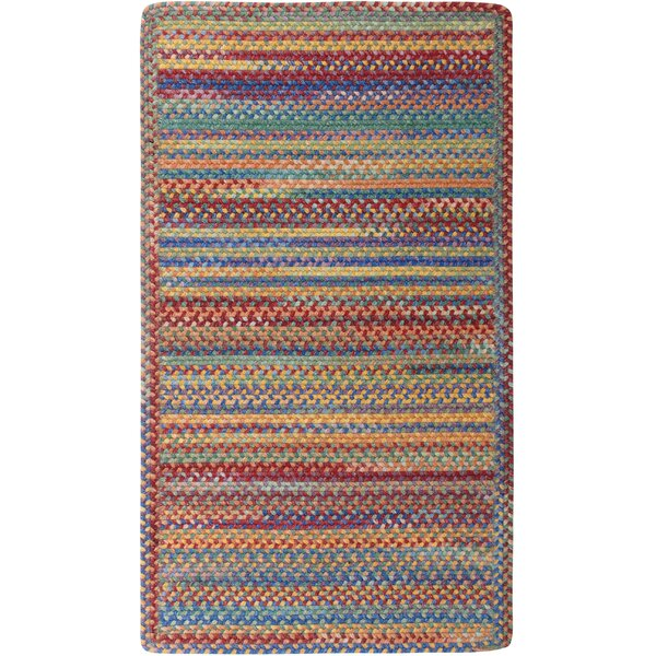 Phoebe Bright Multi Rug by August Grove