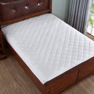 Raymond Quilted Fitted Hypoallergenic Mattress Cover ByAlwyn Home