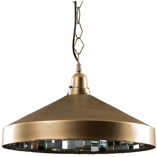1-Light Pendant by Wildon Home ®