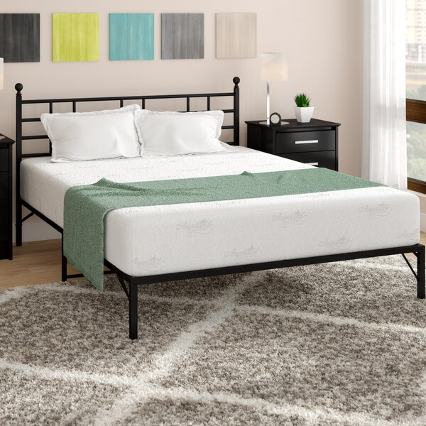 Luxury 12 Medium Memory Foam Mattress by Alwyn Home