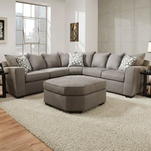 Beautiful Simmons Sectional