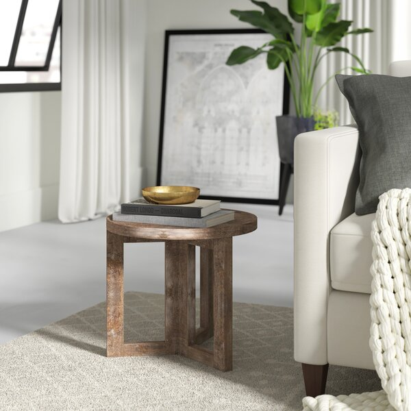 Bryton End Table by Greyleigh Greyleigh