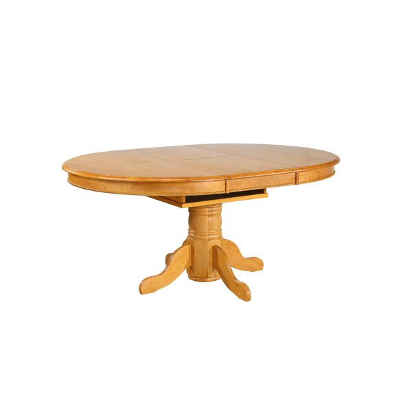 Alasdair Butterfly Dining Table by Loon Peak
