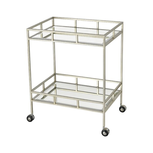 Chessani Bar Cart by Latitude Run