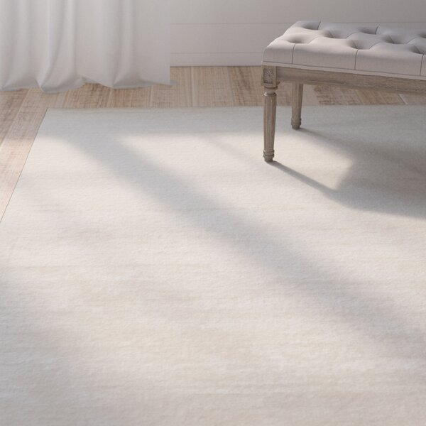 Oxendine Ivory Area Rug by Lark Manor