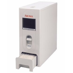 Review Housewares Rice Dispenser Grain Mill By Aroma