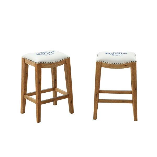 Corona 30 Bar Stool (Set of 2) by ECI Furniture
