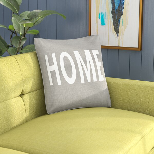 Carnell Home Cotton Throw Pillow Cover by Mercury Row