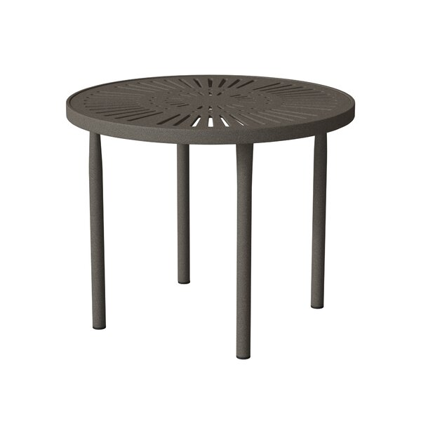 LaStratta Metal Coffee Table by Tropitone