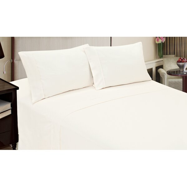 Blackmon Cotton 4 Piece Sheet Set by Alcott Hill