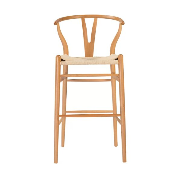 Cipriano Bar Stool by Rosecliff Heights