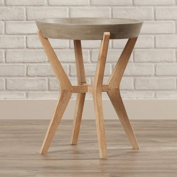 Brodick End Table by Trent Austin Design