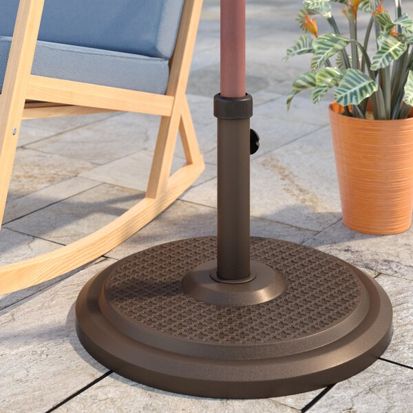 Alto Fiberstone Free Standing Umbrella Base by Darby Home Co