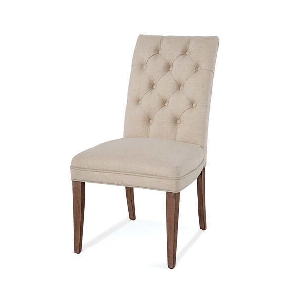Jillian Upholstered Dining Chair (Set of 2) by Gracie Oaks