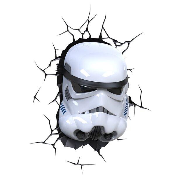 3D EP.7 Star Wars Storm Trooper Deco 4-Light Night Light by 3D Light FX