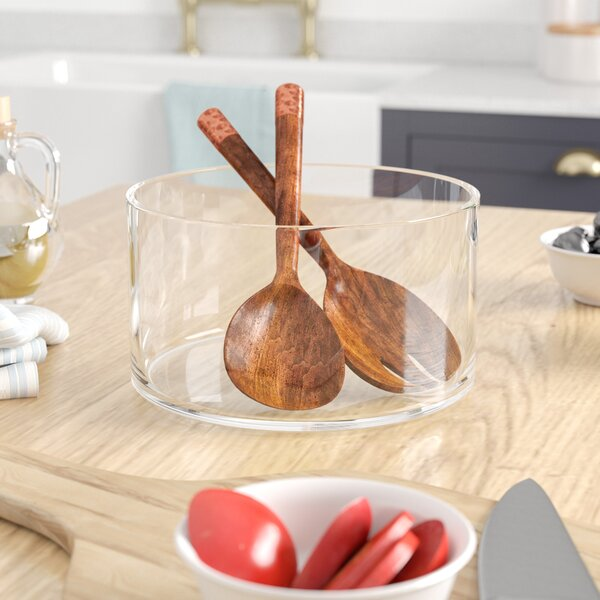 Marcela Salad Bowl by Mint Pantry
