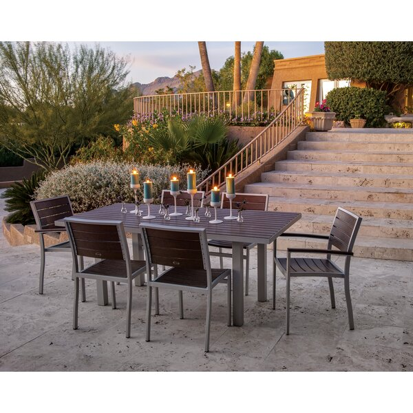 Euro 7-Piece Dining Set by POLYWOOD®