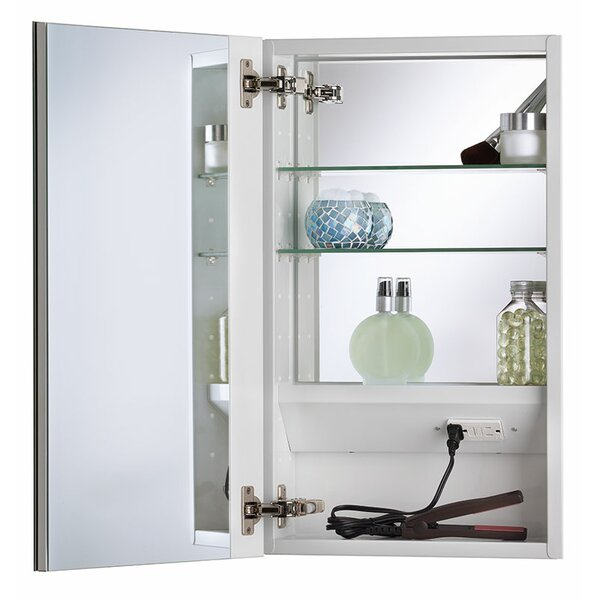 Polished Edge Accent Mirror by Broan