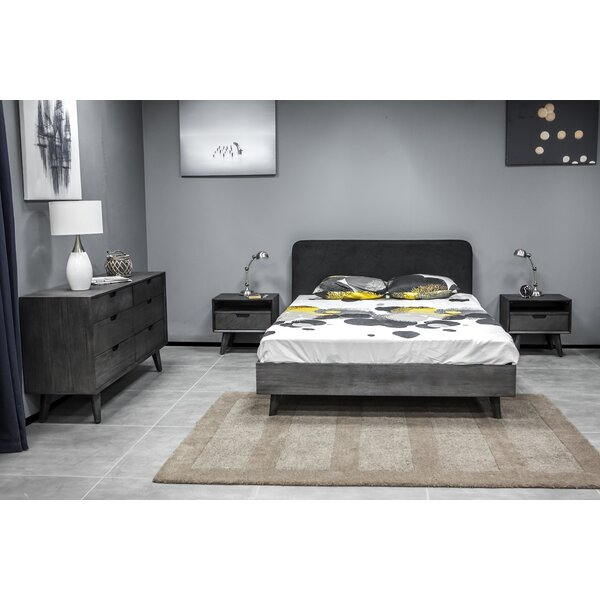 Elana Platform 4 Piece Bedroom Set by Foundry Select