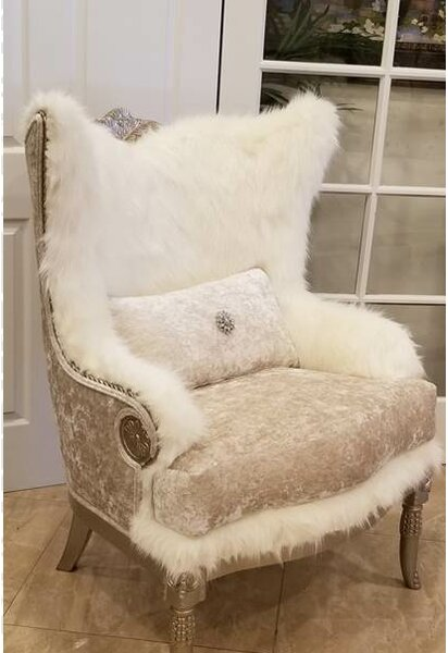 Versailles Armchair by Benetti's Italia