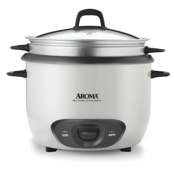 6-Cup Pot Rice Cooker by Aroma