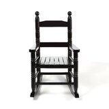 Pleasant Viv Rae Anton Rocking Chair Wayfair Ca Machost Co Dining Chair Design Ideas Machostcouk