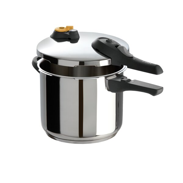 6.3-Quart Pressure Cooker by T-fal
