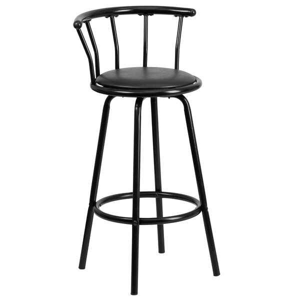 Arroyo 30 Swivel Bar Stool by Zipcode Design