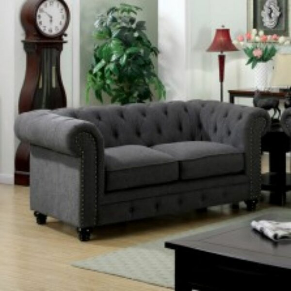 Dorazio Loveseat by Darby Home Co