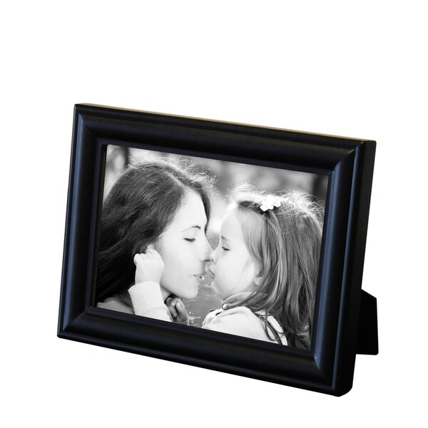Decorative Curved Bevel Picture Frame by Adeco Trading