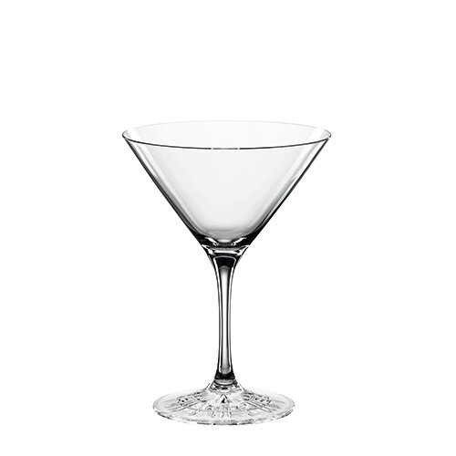 Perfect 5.8 oz Glass Cocktail Glass (Set of 4) by Spiegelau