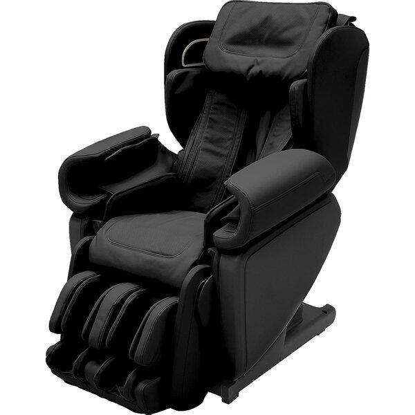 Power Reclining Adjustable Width Full Body Massage Chair