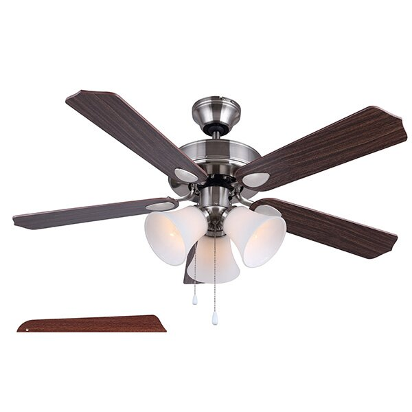 42 Margaret 5 Blade LED Ceiling Fan by Charlton Home