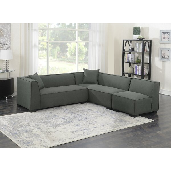 Labbe Reversible Modular Sectional By Latitude Run Modern