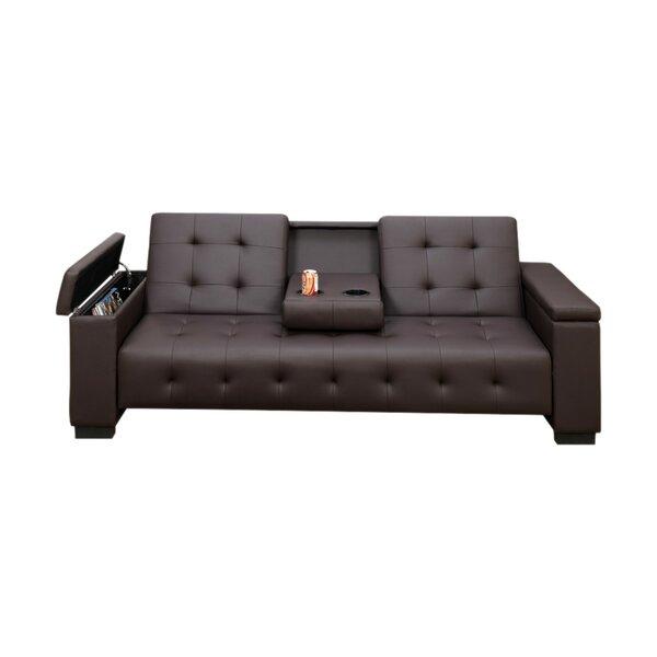 Cheesman Convertible Sofa By Ebern Designs