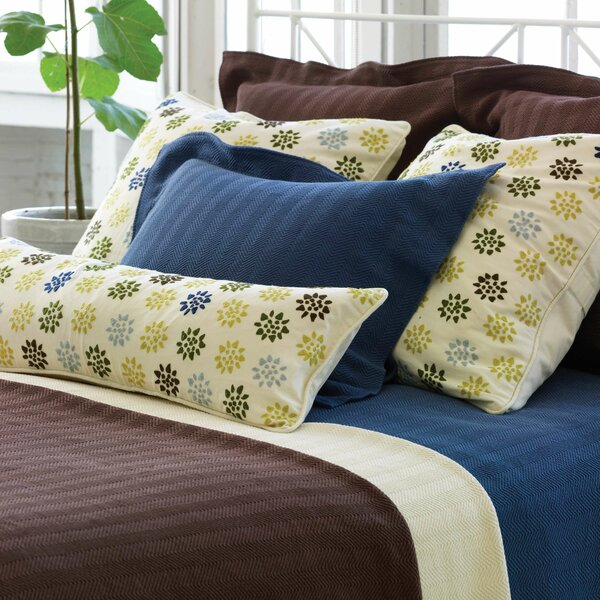 Graphic Traffic Single Coverlet