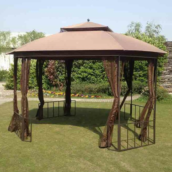Replacement Canopy for Catalina Easy Set Up Gazebo by Sunjoy
