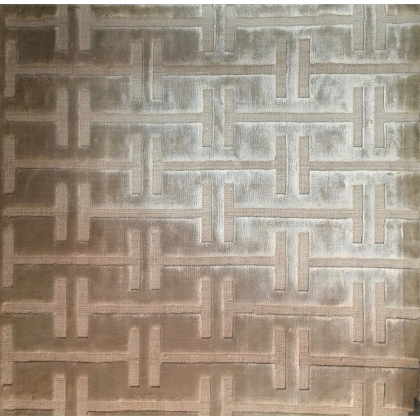 High Low Silver Area Rug by Exquisite Rugs