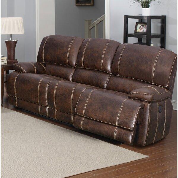 Rutkowski Reclining Sofa by Charlton Home
