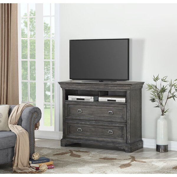 Straley 2 Drawer Media Chest by Gracie Oaks