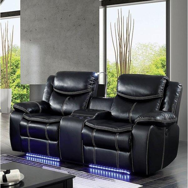 Helfer Reclining Sofa by Red Barrel Studio