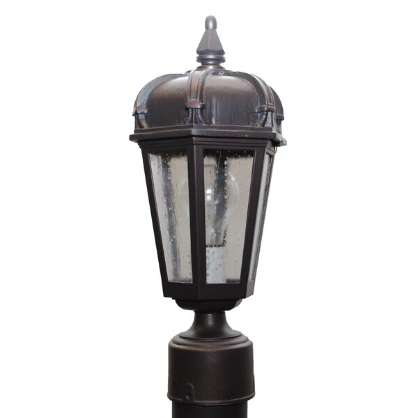 Flannigan 1-Light Lantern Head by Charlton Home