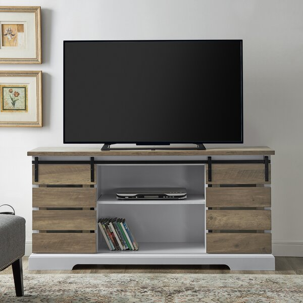 Derrick TV Stand For TVs Up To 60