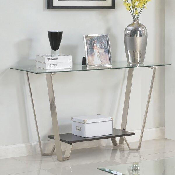Ilana Console Table by Orren Ellis