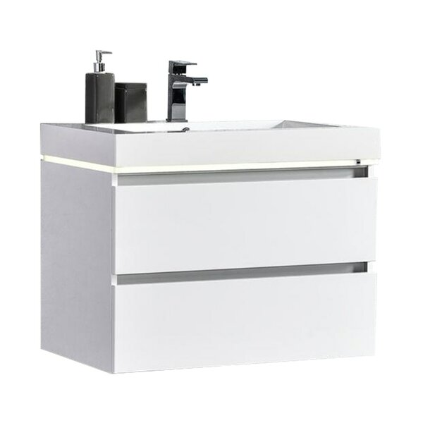 Pegram 30 Single Sink Bathroom Vanity Set by Orren Ellis