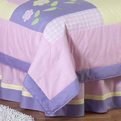 Pony Queen Bed Skirt by Sweet Jojo Designs